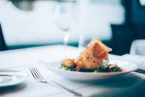 עמוד האינסטגרם של המסעדה